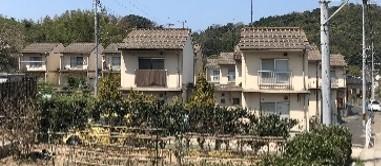 湯梨浜町営住宅PFI事業の事業推進 PFI事業による移住・定住促進に向けた公的賃貸住宅ストックの再編・活用