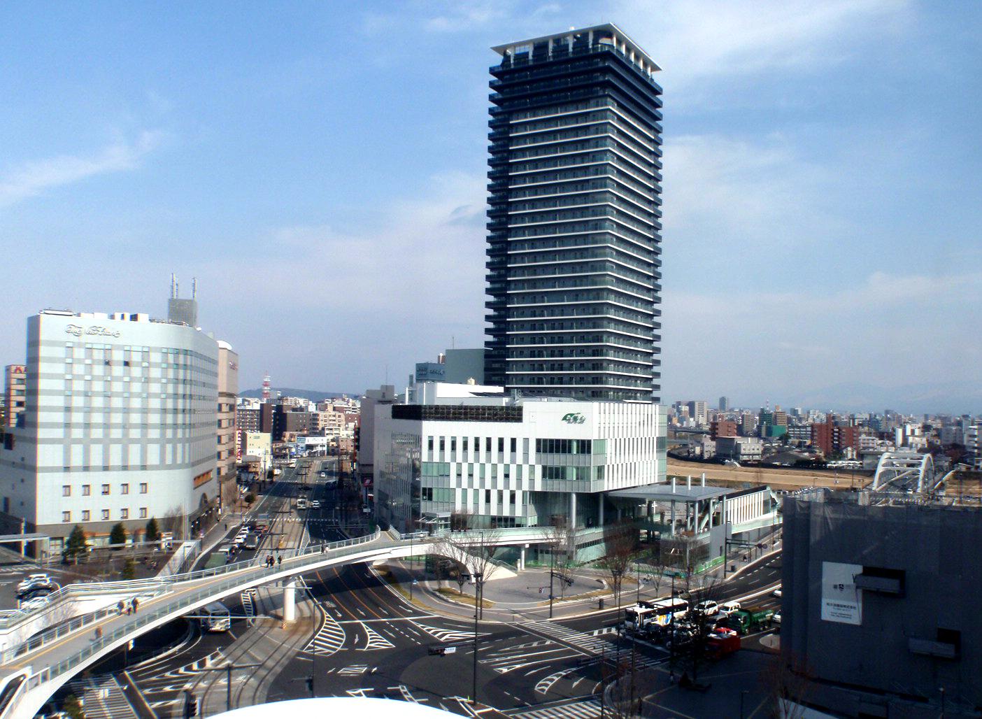 熊本駅前東A地区第二種市街地再開発事業