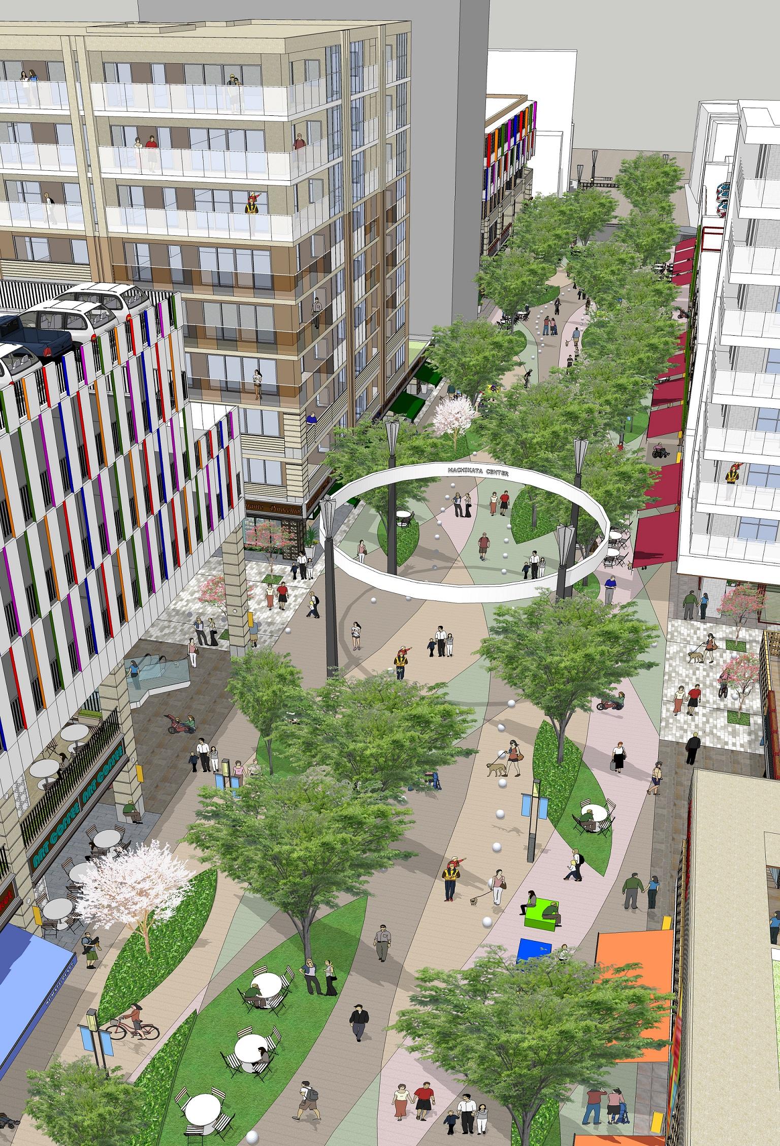沼津市町方町・通横町地区第一種市街地再開発事業