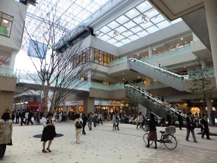高松丸亀町商店街G街区第一種市街地再開発事業