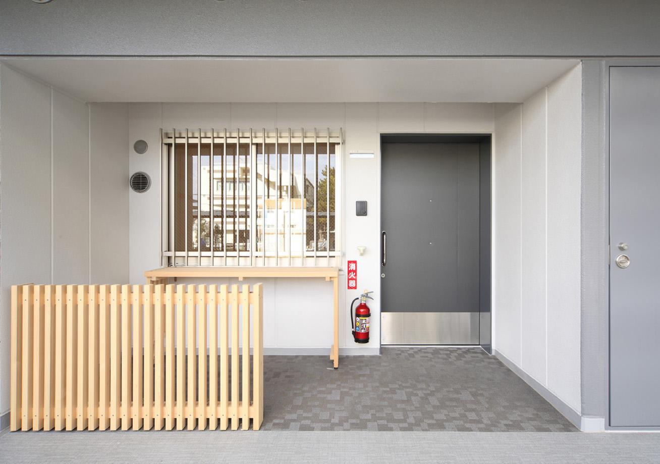 静岡県営住宅今沢団地