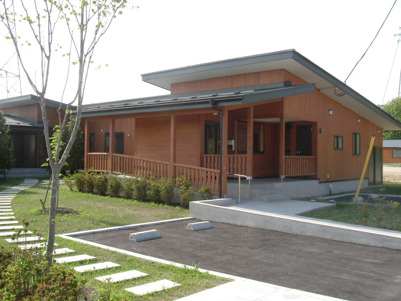秋田県営南ヶ丘住宅