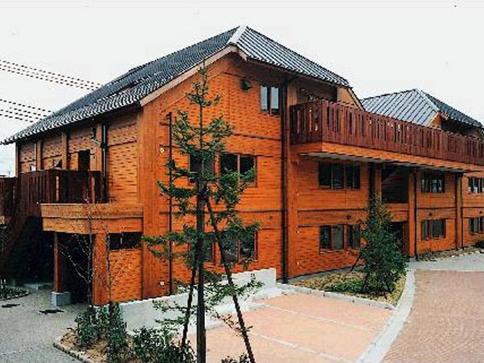 神戸市営押部谷住宅