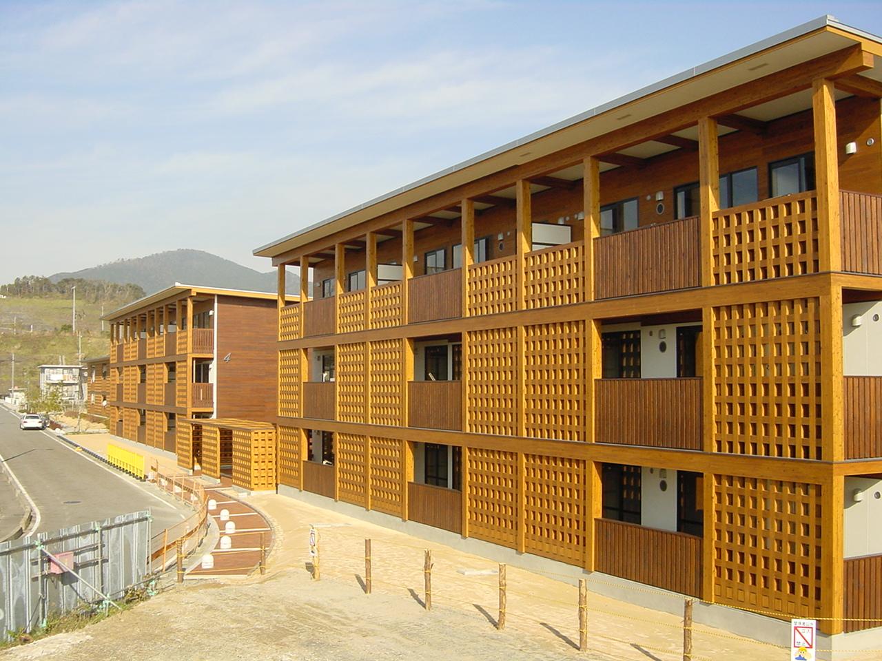 美弥・来福台山口県営住宅