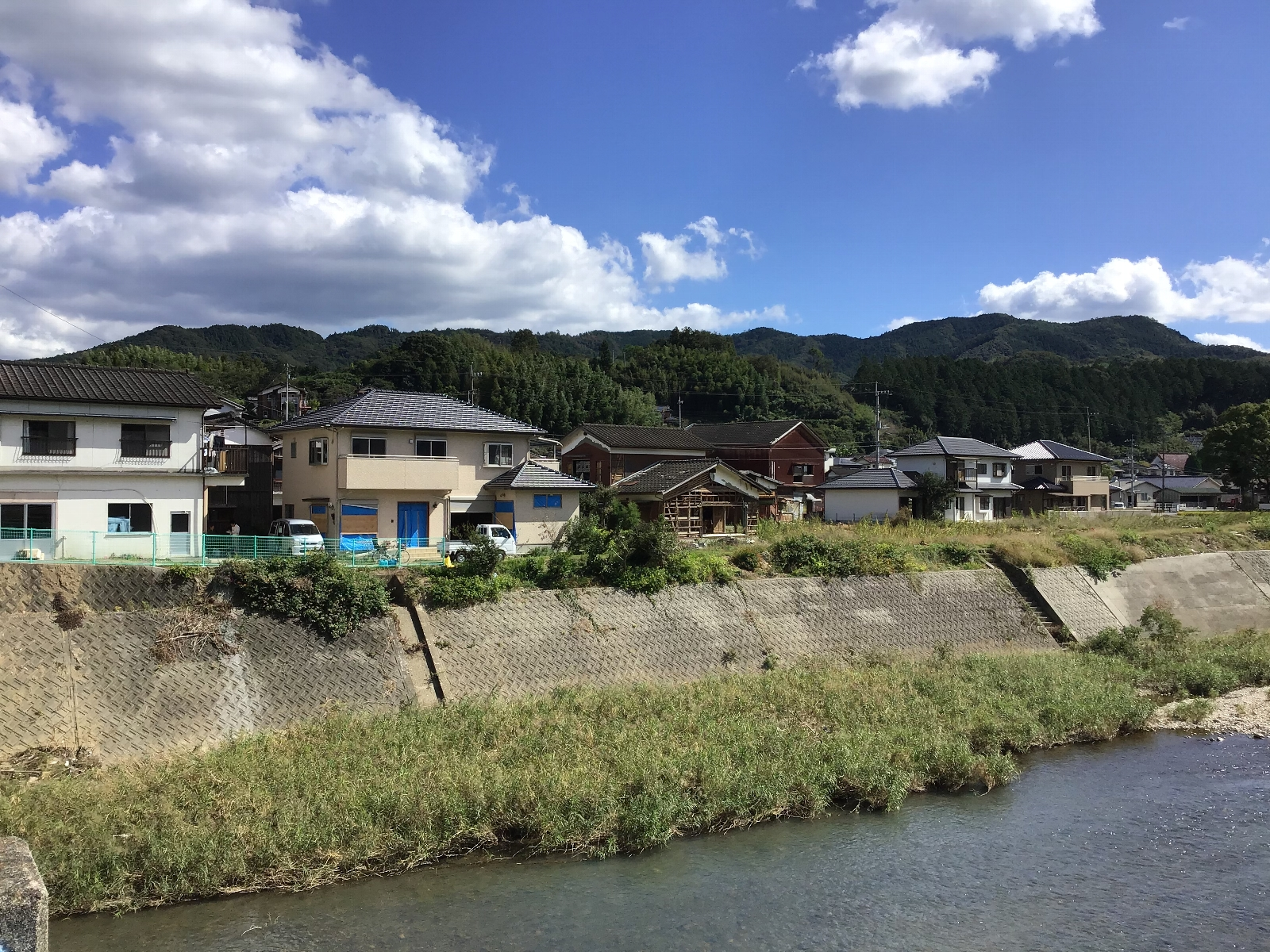 平成30年7月豪雨における住まい・集落等の復旧・復興に係る検討業務(愛媛エリア)