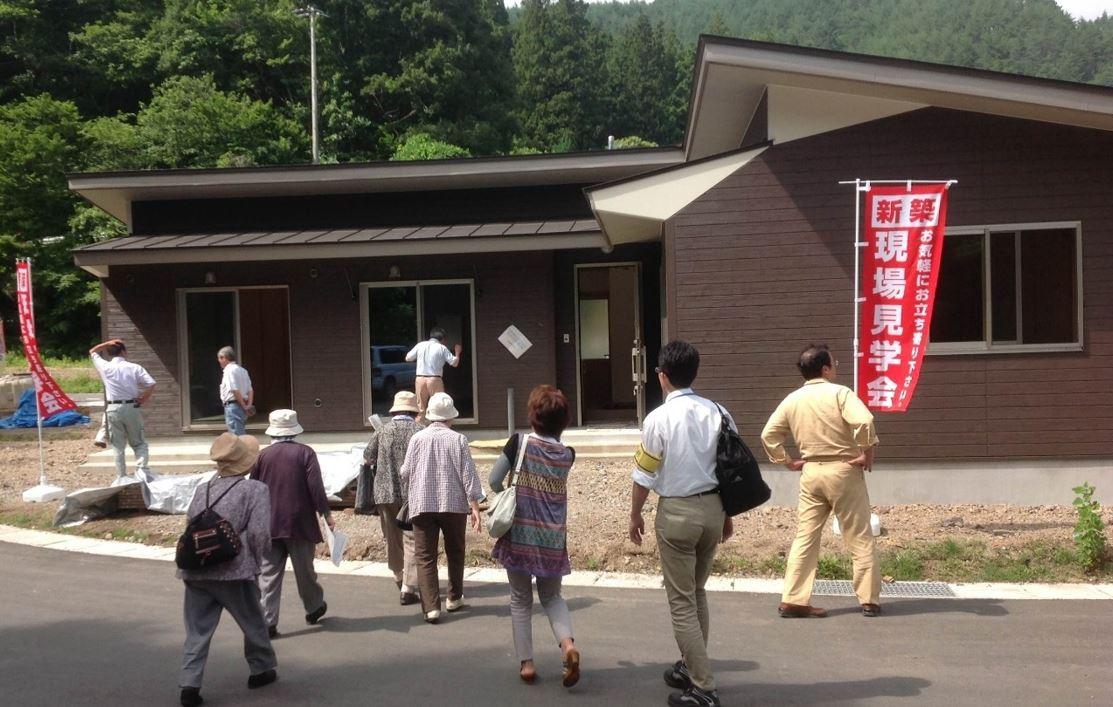 田野畑村における災害公営住宅の計画・供給の検討