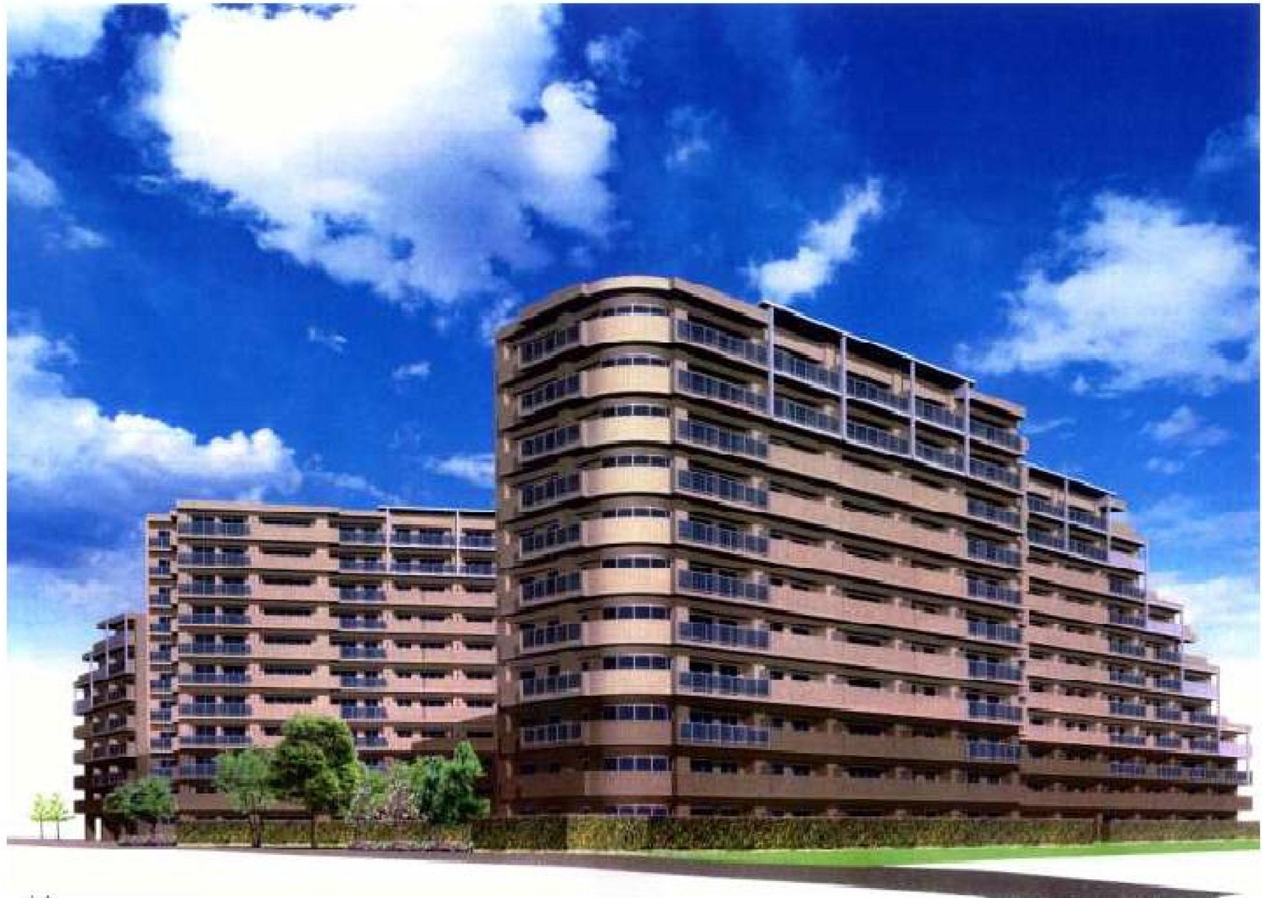非公開: 旭ヶ丘第二住宅建替事業
