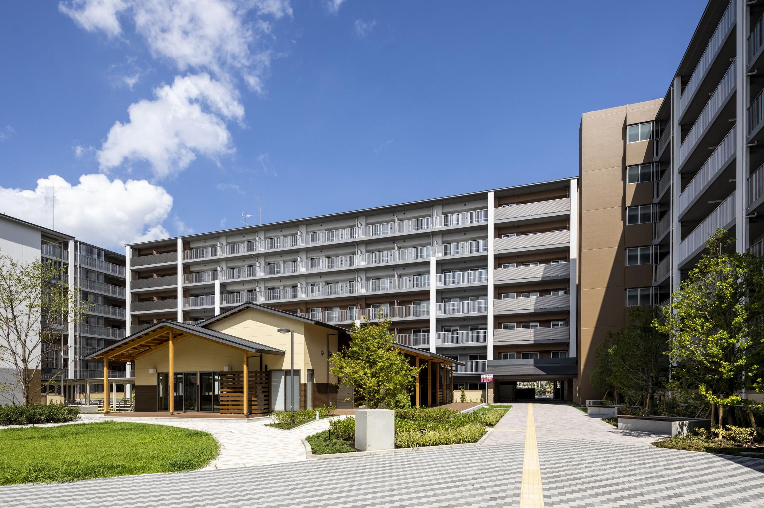 京都市営八条住宅